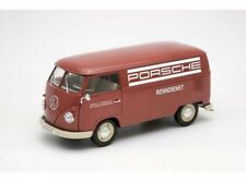 Welly VW Bus T1 Volkswagen Porsche Renndienst rot 1:18 18058TDR 1963 Kombi Panel