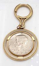1964 John F. Kennedy Half Dollar Key Ring