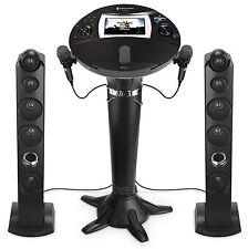 NEW Singing Machine Pedestal All-Digital HD Karaoke Monitor LCD Bluetooth System