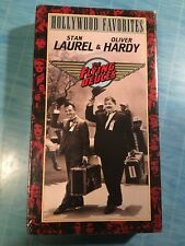 The Flying Deuces (VHS) Laurel And Hardy