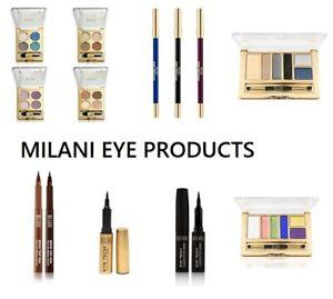 Milani Stay Put Waterproof Liquid Eye Tech Eyeliner Pencil Brow Tintpen Eyeshine