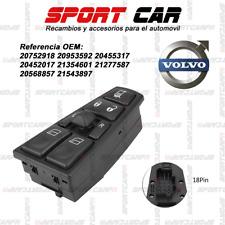 FM 20752918 Interruttore Finestrini Elettrici Porta SX Volvo FH