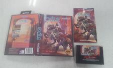 Exile Sega Genesis / Mega Drive Complete PAL VGC