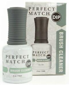 LECHAT Perfect Match Nagel Nails 15ml Brush Saver Pinsel Cleaner Dip Powder