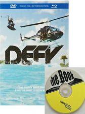 DEFY The Danny Harf Project DVD/Blu Ray w/ FREE The Book Wakeskate Basics DVD
