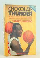 Darryl Dawkins 1st Ed 1986 Chocolate Thunder 76ers NJ Nets Basketball Biography