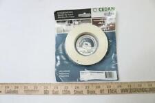 """Cedan 417 Iron-on Melamine Edgebanding White 13/16"""" 25"""""""