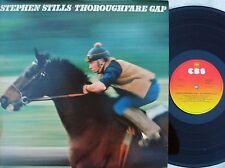 Stephen Stills ORIG OZ LP Thoroughfare gap EX '78 CBS Folk Rock Pop