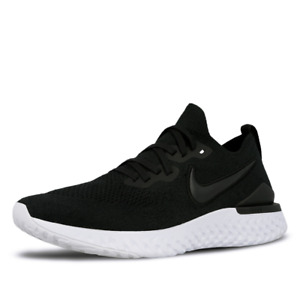 Nike Epic React Flyknit 2 running shoes, US Mens Size 12 (AU Size 11), RRP $220