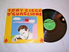 "12"" - Tony Cicco - O' Guaglione - Italy 1986 Shrink # cleaned"