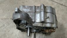 1981 HONDA PASSPORT C70 C 70 TRANSMISSION GEARCASE AND CRANKSHAFT ASSEMBLY