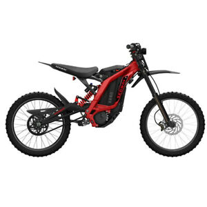 Segway Dirt eBike x260 new 2021 electric motor bike scooter lease own PREORDER