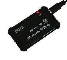 Lector de tarjetas USB Compatible para SD XD CF MMC MS SDHC TF Grabador 2322nR