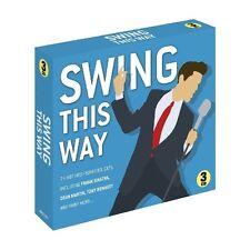 SWING THIS WAY 3 CD NEU