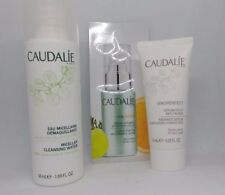 New Caudalie Radiance & Gloww Activating Serums & Cleansing Micellar Water Set!