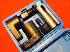 Vacuum Remover/Installer Thread Chaser Hand Tool Kit 5pc Oxygen O2 Sensor Socket