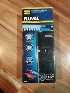 #R) Open Box Fluval Nano Aquarium Filter