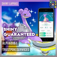 Pokemon Go Shiny Lapras SHINY Catch Guaranteed !