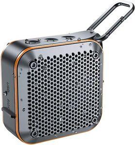 Portable Bluetooth Speaker, IPX7 Wireless Shower Bluetooth Speaker V5.0 with 10W