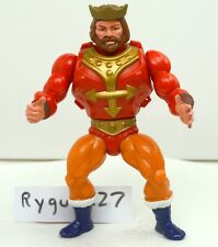 MOTU, King Randor, Masters of the Universe, figure, He-Man, with armor & crown