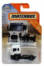 2019 Matchbox #28 MBX Construction '13 Ford Cargo