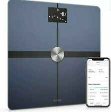 Withings Body+ - Smart Body Composition Wi-Fi Digital Scale with smartphone box