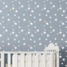Parete Stencil - 5-Point Star ripetere Carta da parati Stencil Nursery per bambini Camera da Letto