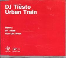 DJ TIESTO - Urban train CDM 3TR Trance UK 2001 (VC Recordings)