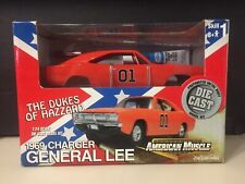 DUKES OF HAZZARD 1969 CHARGER GENERAL LEE AMERICAN MUSCLE CAR 1/24 SCALE KIT