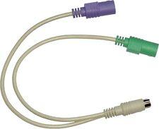 GHL PL-0081 PL-LY Verteiler für 2 Niveausensoren Mini-DIN