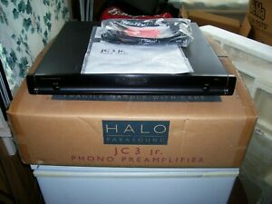 1 used HALO Parasound model JC 3 Jr. tested and working.