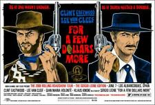Stainboy For A Few Dollars More - Man With No Name - Early Mondo Poster