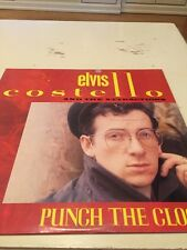 ELVIS COSTELLO LP Punch The Clock 1983  Columbia