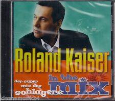 CD Roland Kaiser `Roland Kaiser-Mix` Neu/OVP Santa Maria, Sieben Fässer Wein