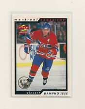 1996-97 Score Artist's Proofs #50 Vincent Damphousse