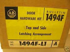Unused Allen Bradley Door Hardware Kit   1494F-L1