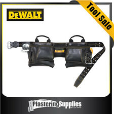 Dewalt DG5472 12 - Pocket Carpenter's Top Grain Leather Nail Bag