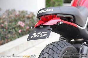 15-18 Ducati Scrambler Icon Urban Enduro Tidy Tail Fender Eliminator + LED Light