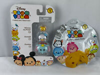 Stocking Stuffer ~ Disney Tsum Tsum 3-Pack plus Mystery Stack Pack Series 1~ 3I