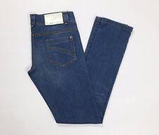 Divina jeans skinny slim stretti donna w28 tg 42 denim azzurri stretch hot T2687