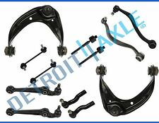 FWD 06-07 Ford Fusion Milan 12pc Front Upper Lower Control Arms & Suspension Kit