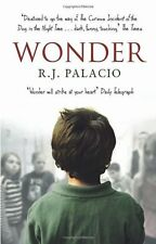 Wonder (Adult edition) By R.J. Palacio. 9780552778626