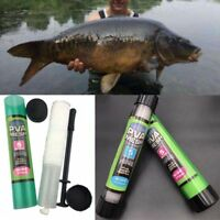 PVA Wide Mesh Stocking Plunger and Free Tube 35mm for Carp Fishing Stylish Kvisa