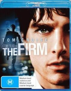 The Firm Blu-ray BLU RAY BRAND NEW SEALED 🔥🔥