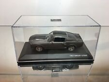 SIGNATURE SERIES 43202 FORD MUSTANG - SHELBY GT500 1967 - 1:43 EXCELLENT IN BOX