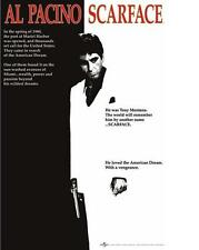 SCARFACE - CLASSIC MOVIE POSTER 24x36 - 27190