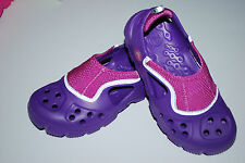 NEW CROCS MICAH II 6/7 8/9 10/11 12/13 NAVY BLUE PURPLE PINK mesh water shoes