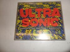 Cd   Ultra-Sonic  – Annihilating Rhythm / Arpeggio