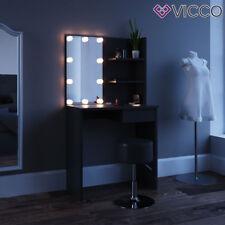 Vicco Schminktisch Dekos Kosmetiktisch Frisierkommode Frisiertisch Spiegel