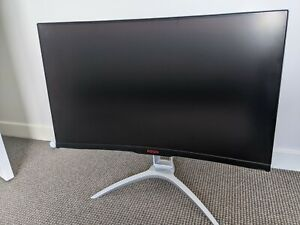 AOC AGON AG322QC4 31.5in QHD 144Hz FreeSync 2 VA Curved Gaming Monitor Warranty!